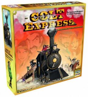 Colt Express Ajándéktárgyak