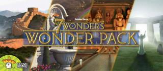 7 Wonders: Wonder Pack (kiegészítő csodák) AJÁNDÉKTÁRGY