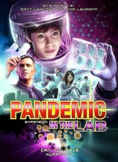 Pandemic: In the Lab kiegészítő Ajándéktárgyak
