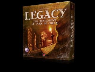 Legacy: The Testament of Duke de Crecy Ajándéktárgyak