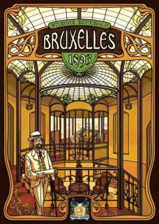 Bruxelles 1893 Ajándéktárgyak