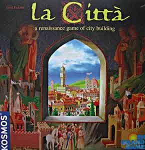 La Citta Ajándéktárgyak