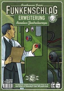 Funkenschlag (Power Grid) 2. kiegészítő: Benelux Államok/Közép-Európa Ajándéktárgyak