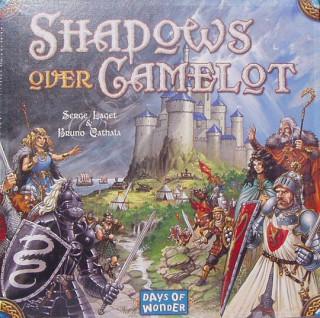 Shadows over Camelot Ajándéktárgyak