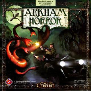 Arkham Horror Boardgame angol Ajándéktárgyak