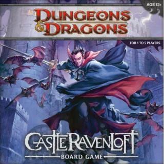 Dungeons & Dragons: Castle Ravenloft Ajándéktárgyak