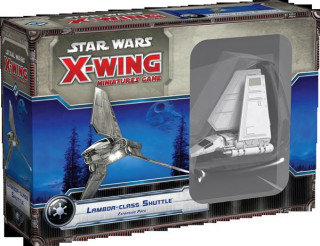 Star Wars X-Wing Miniature Game - Imperial Shuttle (Lambda Class) Ajándéktárgyak