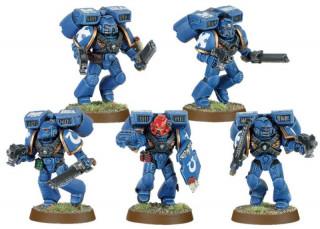 Space Marines Assault Squad Ajándéktárgyak