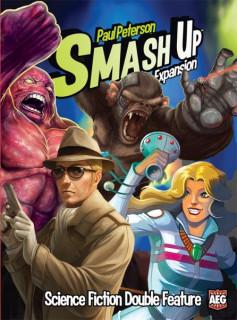 Smash Up: Science Fiction Double Feature AJÁNDÉKTÁRGY
