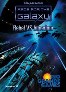 Race for the Galaxy: Rebel vs Imperium Ajándéktárgyak