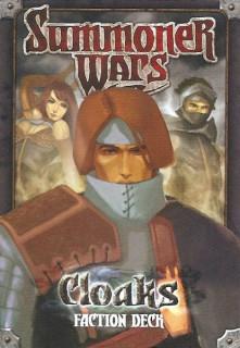 Summoner Wars: Cloaks Faction Deck Ajándéktárgyak