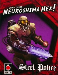 Neuroshima Hex: Steel Police kiegészítő Ajándéktárgyak