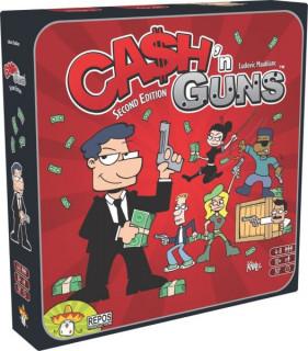 Cash 'n Guns 2. kiadás AJÁNDÉKTÁRGY