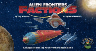 Alien Frontiers: Factions kiegészítő Ajándéktárgyak