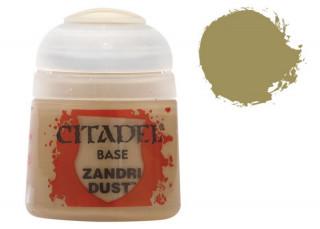 Citadel Base: Zandri Dust Ajándéktárgyak