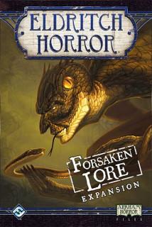 Eldritch Horror: Forsaken Lore kiegészítő Ajándéktárgyak