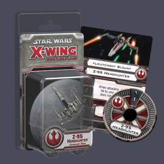 Star Wars X-Wing: Z-95 Headhunter expansion pack Ajándéktárgyak