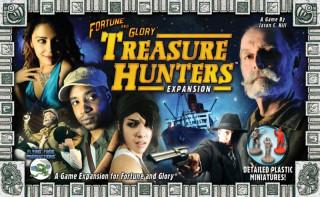 Fortune and Glory: Treasure Hunters kiegészítő Ajándéktárgyak