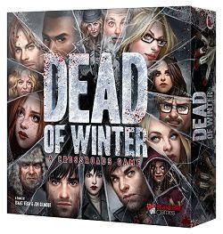 Dead of Winter: A Crossroads Game Ajándéktárgyak
