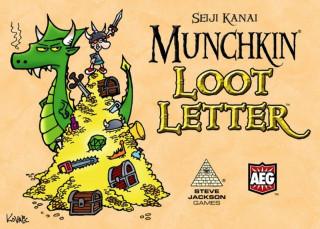 Munchkin: Loot Letter Ajándéktárgyak