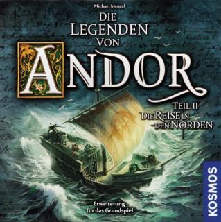 Die Legenden von Andor 2: Die Reise in den Norden Ajándéktárgyak