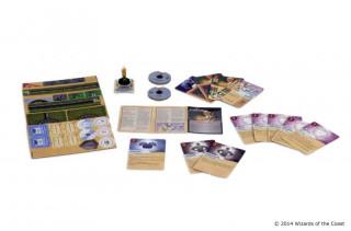 D&D Attack Wing: Sun Elf Wizard kiegészítő Ajándéktárgyak