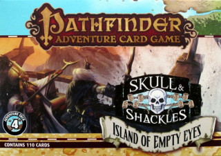 Pathfinder Adventure Card Game: Skull and Shackles 4 - Island of Empty Eyes Adventure Deck Ajándéktárgyak