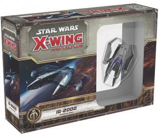 Star Wars X-Wing: IG-2000 kiegészítő Ajándéktárgyak