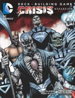 DC Comics Deck Building Game: Crisis 2 kiegészítő Ajándéktárgyak