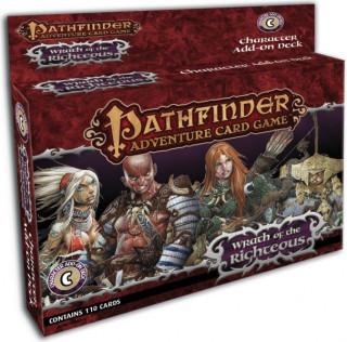 Pathfinder Adventure Card Game: Wrath of the Righteous Character Add-On kiegészítő Ajándéktárgyak