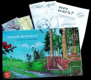 nature detective Ajándéktárgyak