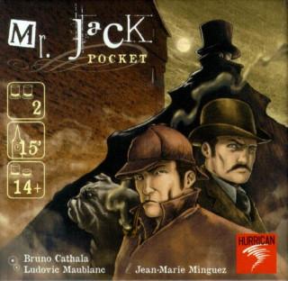 Mr. Jack Pocket  AJÁNDÉKTÁRGY