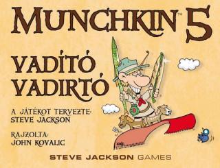 Munchkin 5 - Vadító vadirtók AJÁNDÉKTÁRGY