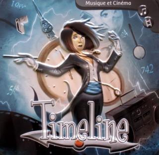 Timeline: Zene és Mozi Ajándéktárgyak