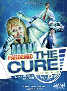 Pandemic: The Cure Ajándéktárgyak