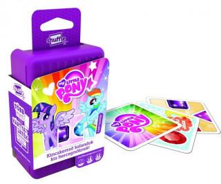 Shuffle - My Little Pony Kincskereső kalandok - kártyajáték AJÁNDÉKTÁRGY