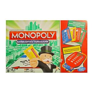 Monopoly - Teljeskörű bankolás Ajándéktárgyak