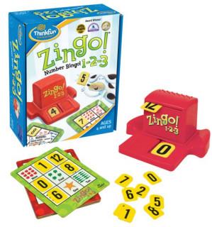 Zingo! 1-2-3 AJÁNDÉKTÁRGY