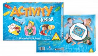 Activity Junior - Új kiadás AJÁNDÉKTÁRGY