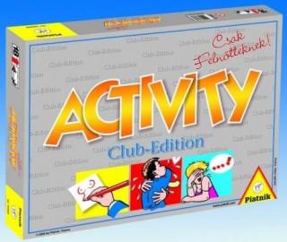 Activity Felnőtteknek - Új kiadás AJÁNDÉKTÁRGY