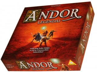 Andor legendái Ajándéktárgyak