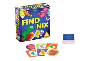 Findnix társasjáték Ajándéktárgyak
