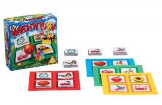 Match&Turn társasjáték Ajándéktárgyak
