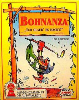 Babszüret / Bohnanza Ajándéktárgyak