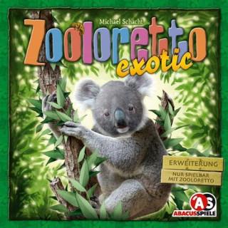 Zooloretto Exotic (Zooloretto kiegészítő) Ajándéktárgyak