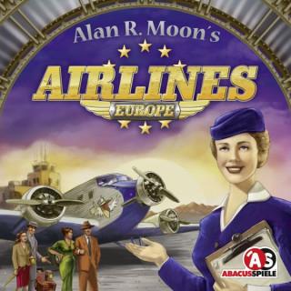 Airlines Europe Ajándéktárgyak