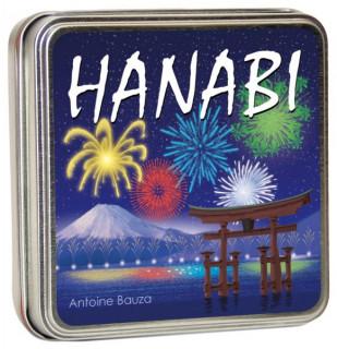 Hanabi - fémdobozos AJÁNDÉKTÁRGY