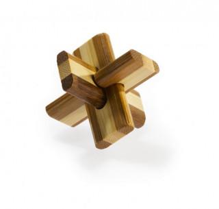 3D Bambusz puzzle Ajándéktárgyak