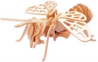 Gepetto's Workshop - Méhecske - 3D fapuzzle Ajándéktárgyak
