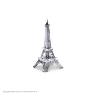 Metal Earth - Eiffel-torony- 3D fémépítő Ajándéktárgyak